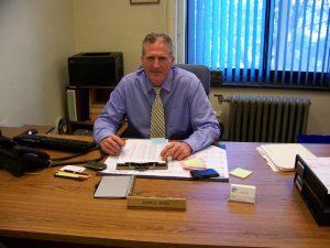 City Assessor, James Bird