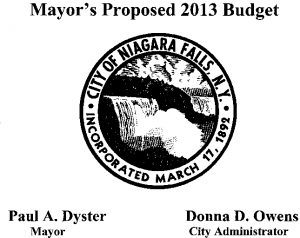 Icon of MAYORS PROPOSED 2013 BUDGET