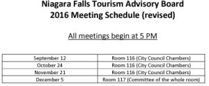 Icon of 2016 TAB Meeting Dates