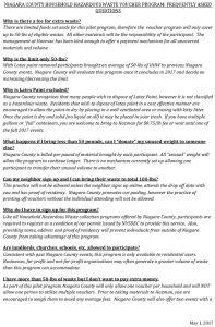 Icon of HHW Voucher Program FAQs 2017