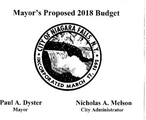 Icon of Mayor's Proposed 2018 Budget