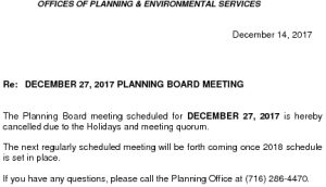 PB Meeting 12272017 Cancel