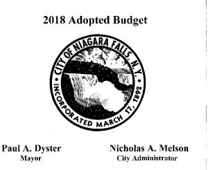 Icon of 2018 Adopted Budget