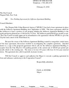 Icon of Jefferson Building Parking Agreement#5
