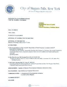 Icon of PB Agenda 6-13-18