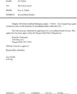 Icon of #7 Second Hand Dealer Agenda Letter Kash Pro