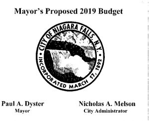 Icon of 2019 Proposed Budget