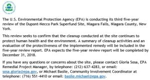 Icon of EPA Dupont Necco Park Review