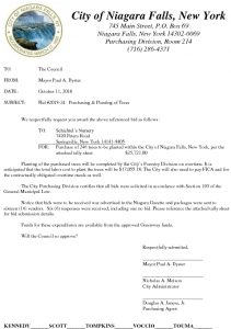 Icon of #10  Purchase & Planting Of Trees BID #2018-24 Council Agenda Item