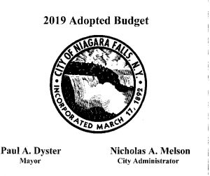 Icon of 2019 Adopted Budget