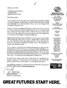 Icon of #14a NF Boys & Girls Club Letter