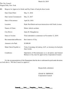 Icon of #12 Settlement - Austin, Jacklyn