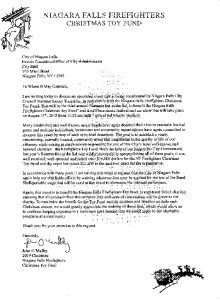 Icon of #14a Letter From Niagara Falls Firefighters Toy Fund