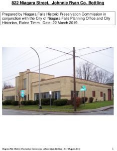 Icon of #6b.822 Niagara Street Johnie Ryan Landmark Report 3.22.2019