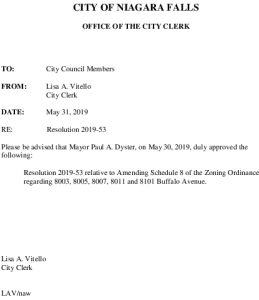 Icon of #4 Council Notice