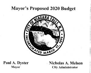 Icon of 2020 Proposed Budget