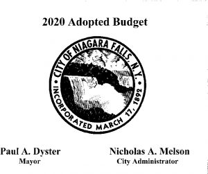 Icon of 2020 Adopted Budget