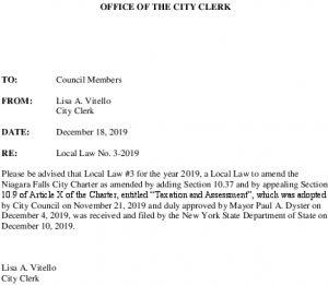 #4 Local Law Council Iteml-Council Agenda