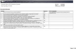 Icon of 2019 Procurement Report For NFCDevelopmentCorporation