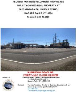 Icon of RFP 5627 Niagara Falls Blvd 051920