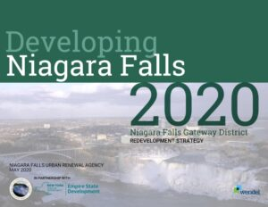 Icon of Developing Niagara Falls 2020