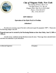 Icon of RFP 2020-13 Operation Of Hyde Park Ice Pavilion Addendum I
