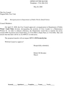 Icon of #2 Mayor DPW Parks MW 2 Transfer