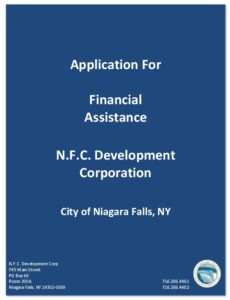 Icon of NFC Loan/Grant Application 2020