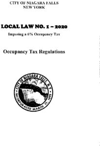 Icon of Occupancy Tax Law