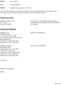 Icon of #1 Notice Of Claims June 2020