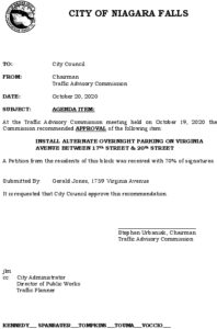 Icon of #10 Council Agenda OCT Alt Overnight - Virginia Ave