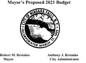 Icon of Mayor's Proposed 2021 Budget