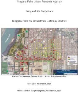 Icon of Request For Proposals - NF Downtown Gateway District