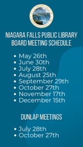 Icon of NF- Library Board Meetings Post 052021