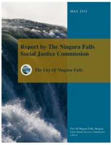 Icon of Final- Report By The Niagara Falls Social Justice Commission 052621