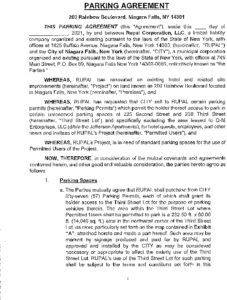 Icon of #4a Parking Agreement Attachment