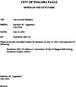 Icon of #11 Council Notice