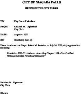 Icon of #12 Council Notice