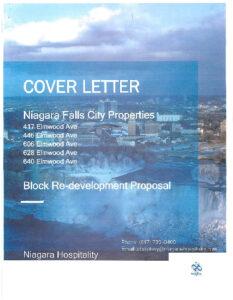 Icon of Niagara Hospitality Packet - Elmwood