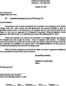 Icon of #3 Mayor -  EFPR Auditing Group - Agreement III